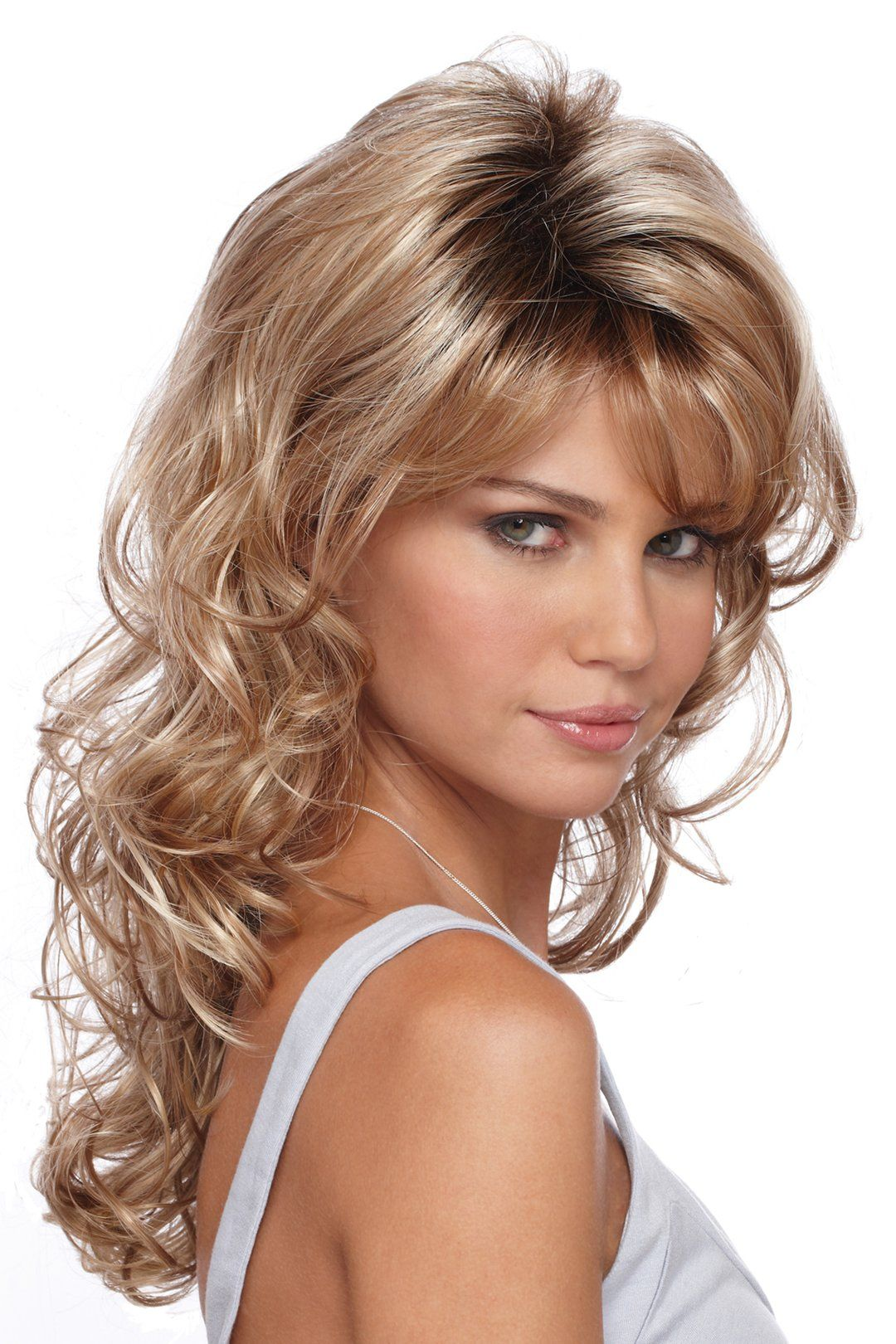 Estetica wigs becky in 2020 wig hairstyles curly hair