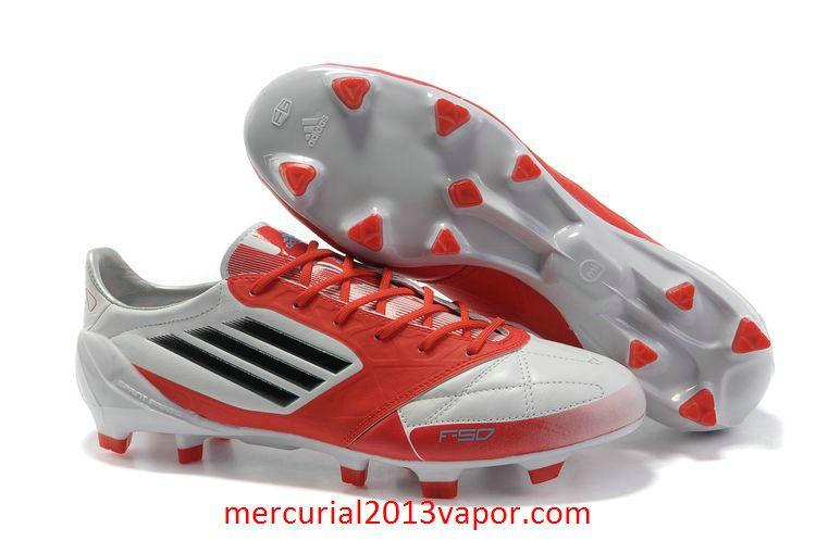 7f6ce8b74 ... discount 2013 adidas adizero trx fg leather micoach bundle shoes red  white black for sale d46c8