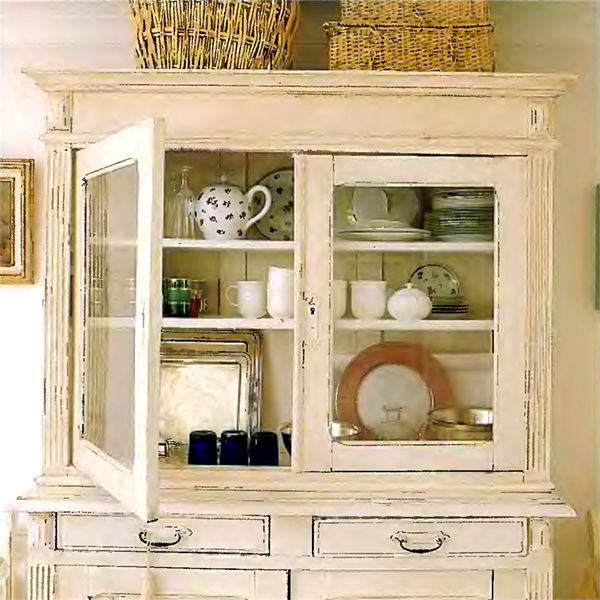 vintage kitchen furniture | antique kitchen cutlery cabinet