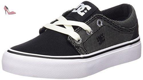 GarçonBlackglow33 SeSneakers Basses Dc Shoes Trase Tx nwOP80kX