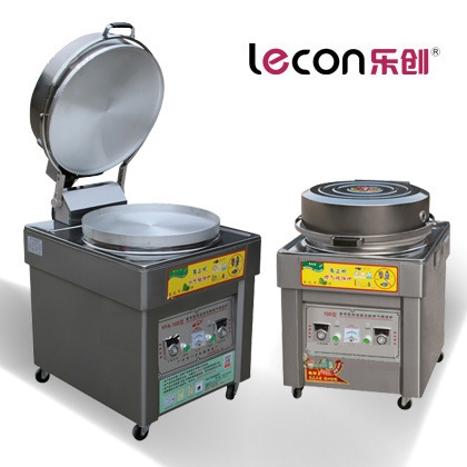 543.00$  Watch now - http://alig90.worldwells.pw/go.php?t=32758148585 - Lecon gas furnace gas pancake bread machine Flapjack stainless steel machine sauce cake machine LC-SYDBD01 543.00$