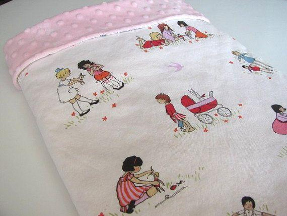 Ahhhh... the sweetest baby blanket!