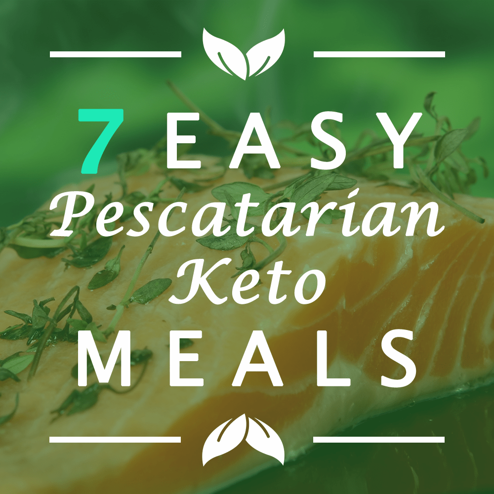 People Often Ask Me What I Eat As A Keto Pescatarian I Always Explain That My Food Choices Aren T Limited At All Keto Recipes Pescatarian Pescetarian Recipes