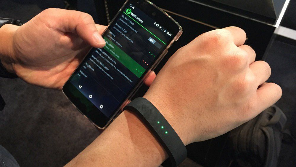 The Razer Nabu X offers a no-screen, no-fuss notification