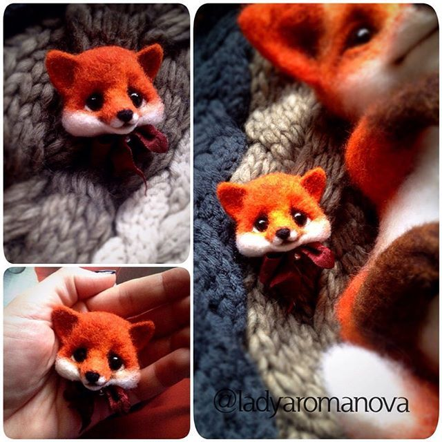 [2016.5.2] Wonder Zoo   Needle Felted Wool Animals Projects Inspiration & Ideas