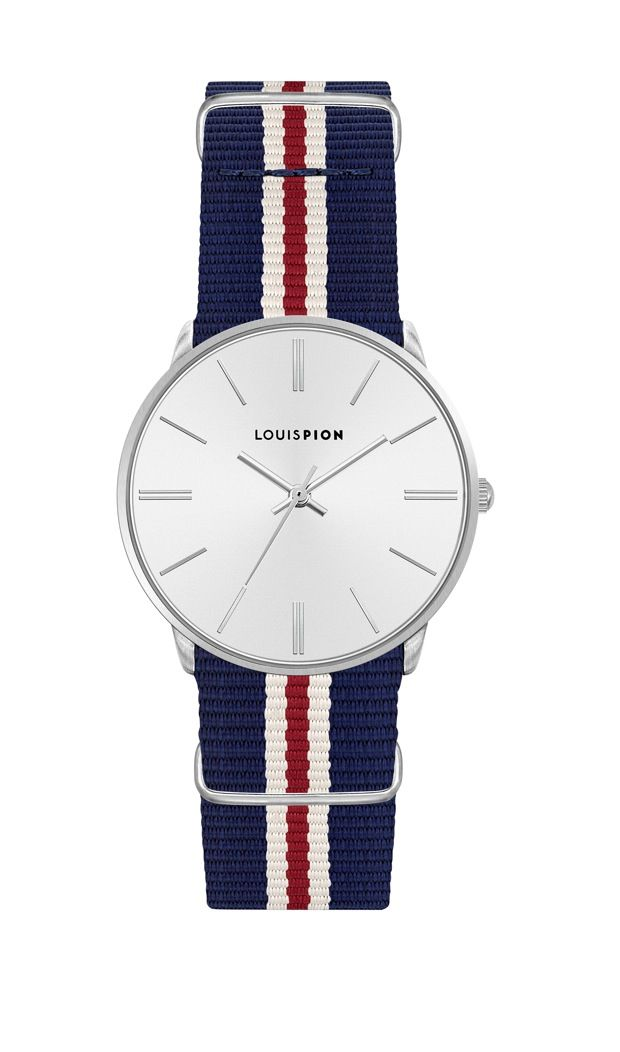 68be1ee348 louis pion montre collection nato XC359   Style make difference ...