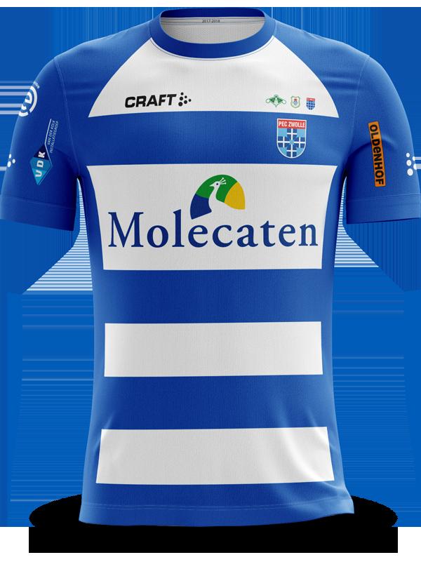 Pec Zwolle 2017 18 Voetbal