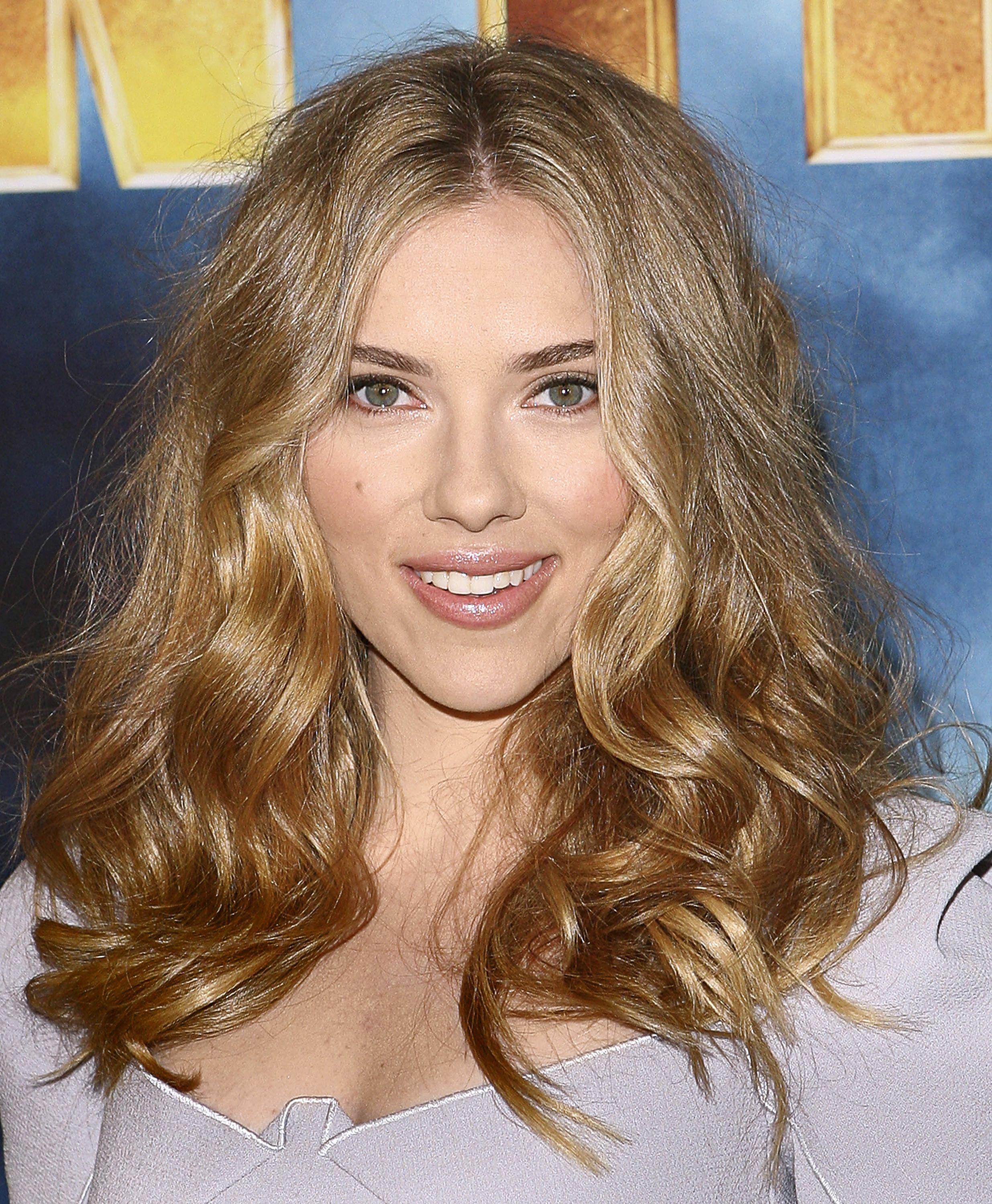 Mane Goal Scarlett Johansson Hairstyle Gorgeous Hair Color