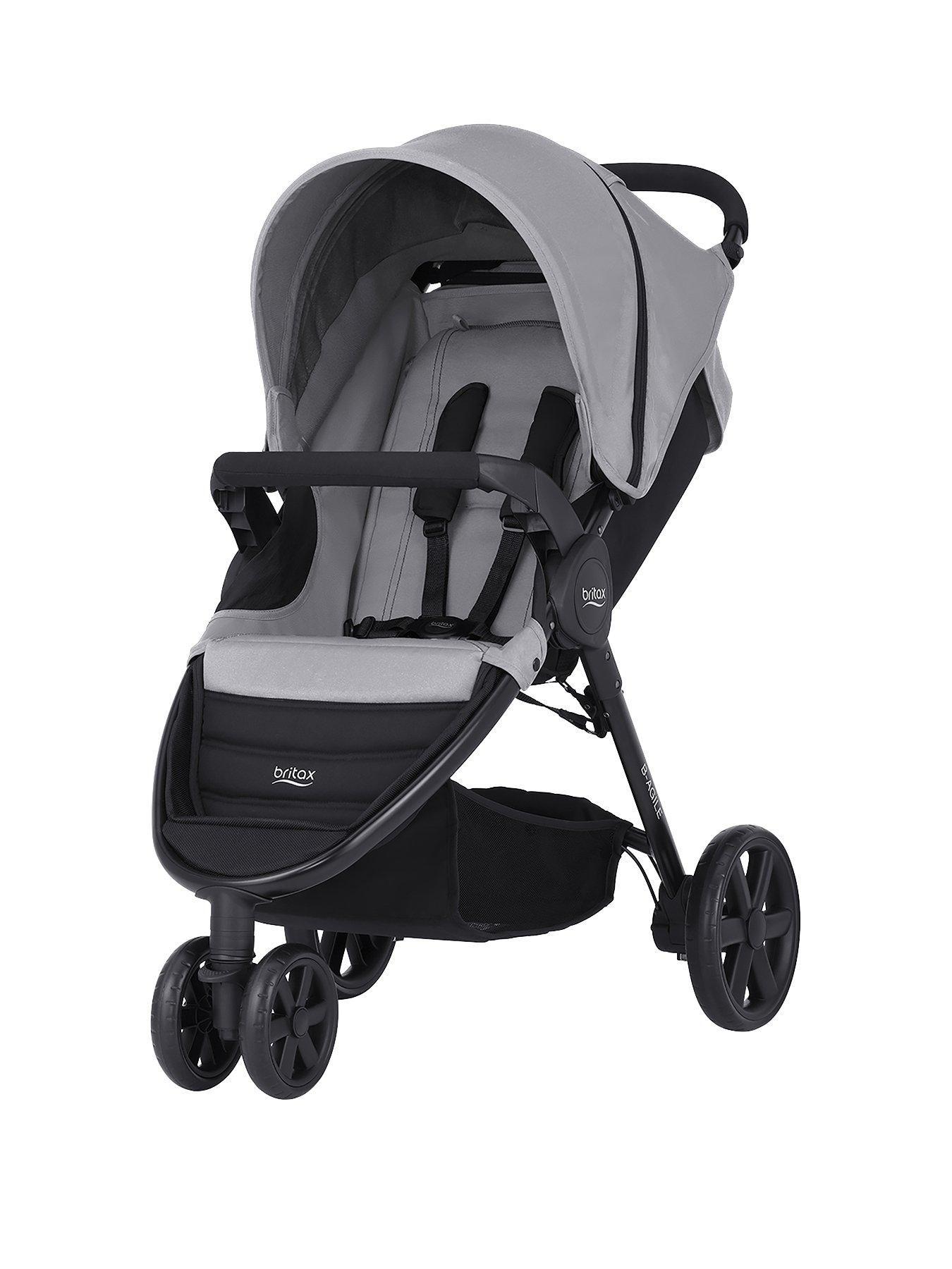 BAGILE 3 Pushchair Britax b agile, Britax stroller, Prams