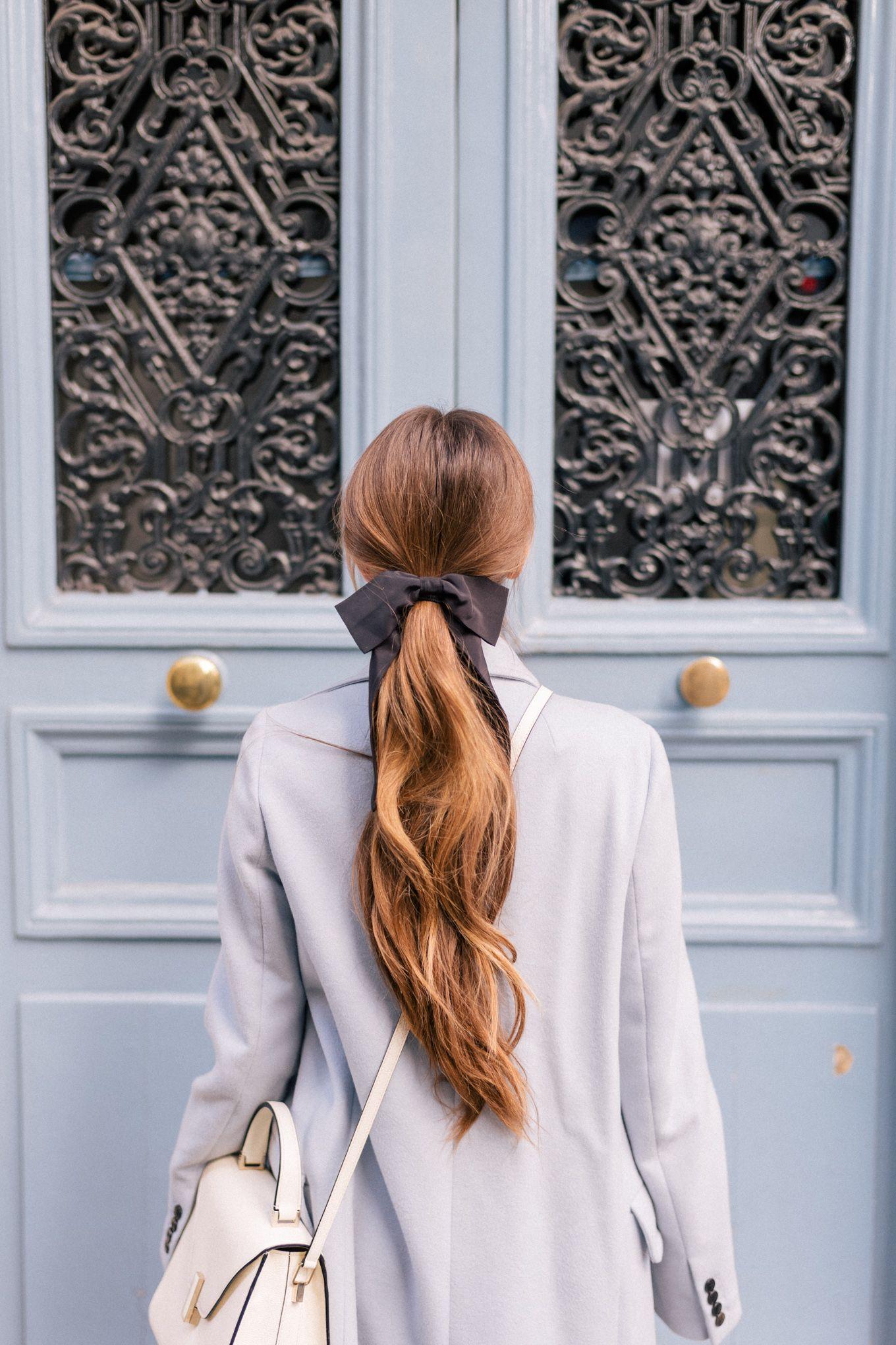 bows holidays hair