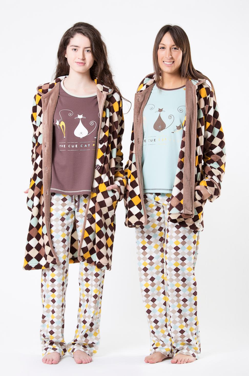 a019b99711ac8 pijama mujer chica Cue moda noche woman fashion