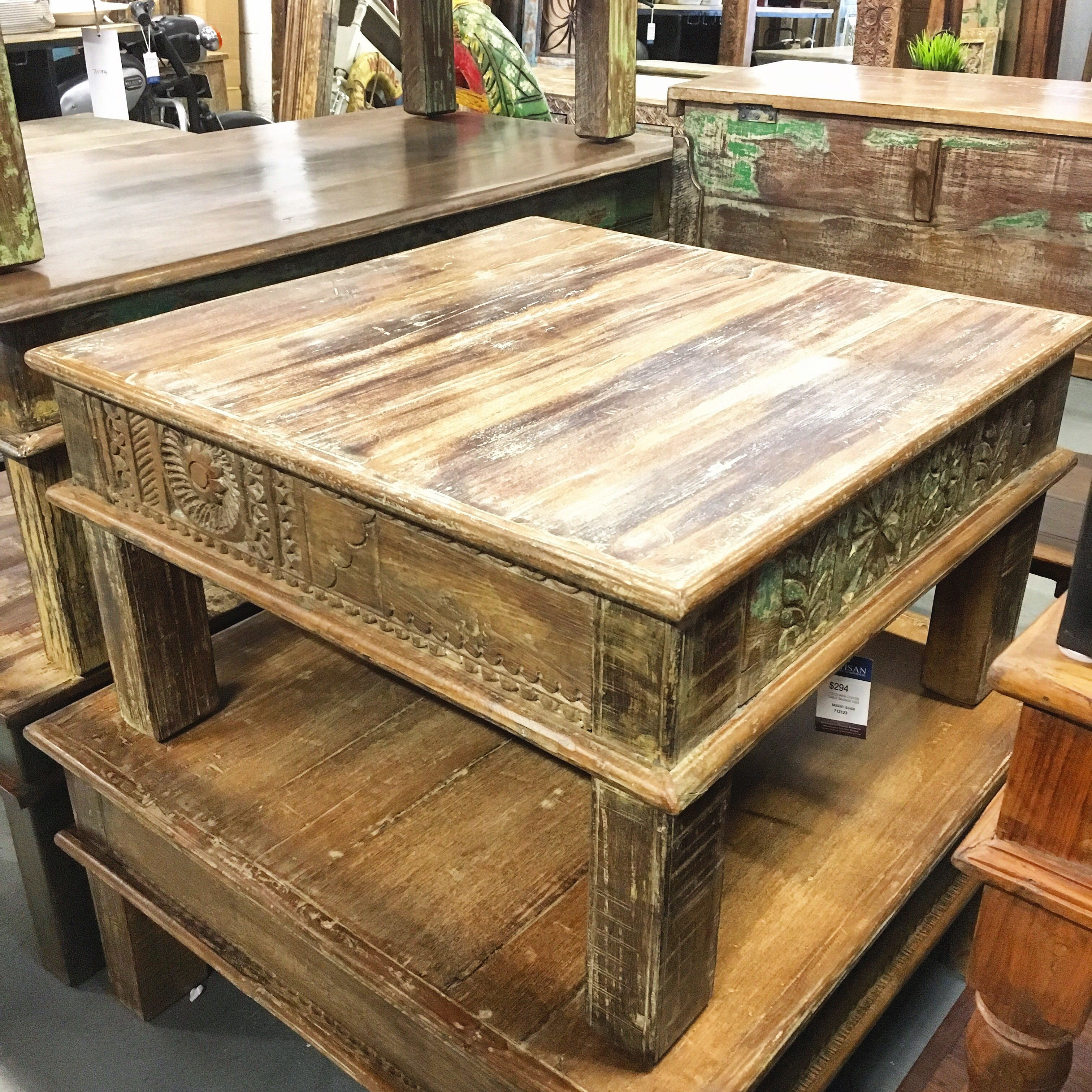Square Coffee Table Coffee Table Square Coffee Table Pallet Coffee Table [ 3024 x 3024 Pixel ]