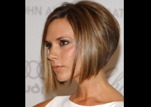 Victoria Beckham Hairstyle History Hair Style Pinterest - Beckham's hairstyle history