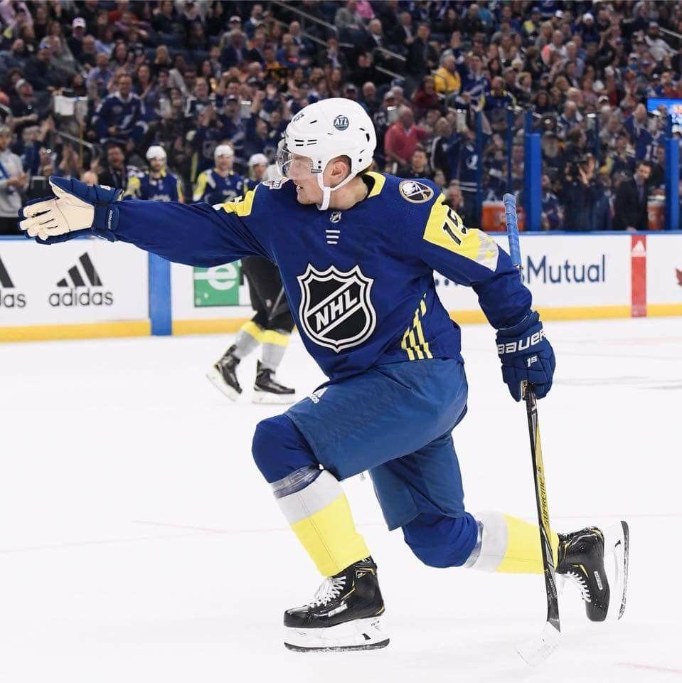 low priced 8cfc5 ab2fc Jack Eichel - 2018 All-stars | New York: Buffalo Sabres ...