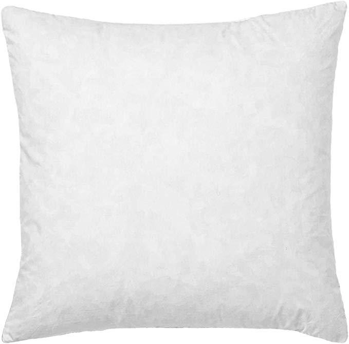 basic home 28x28 euro throw pillow