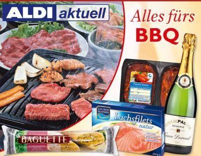 Lecker, Aldi Nord bietet diese Woche alles fürs BBQ. Von Fleisch ...