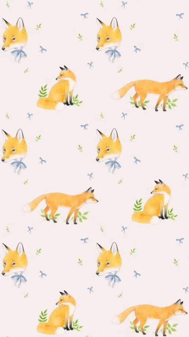 fox iphone wallpaper Google Search Phone Wallpapers