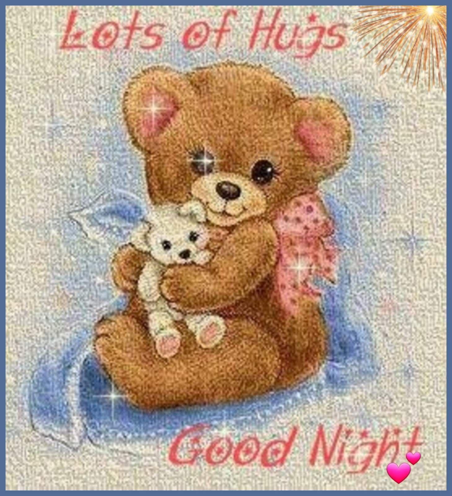 Pin by Shawn on good night in 2020 | Good night hug, Good night greetings, Good  night