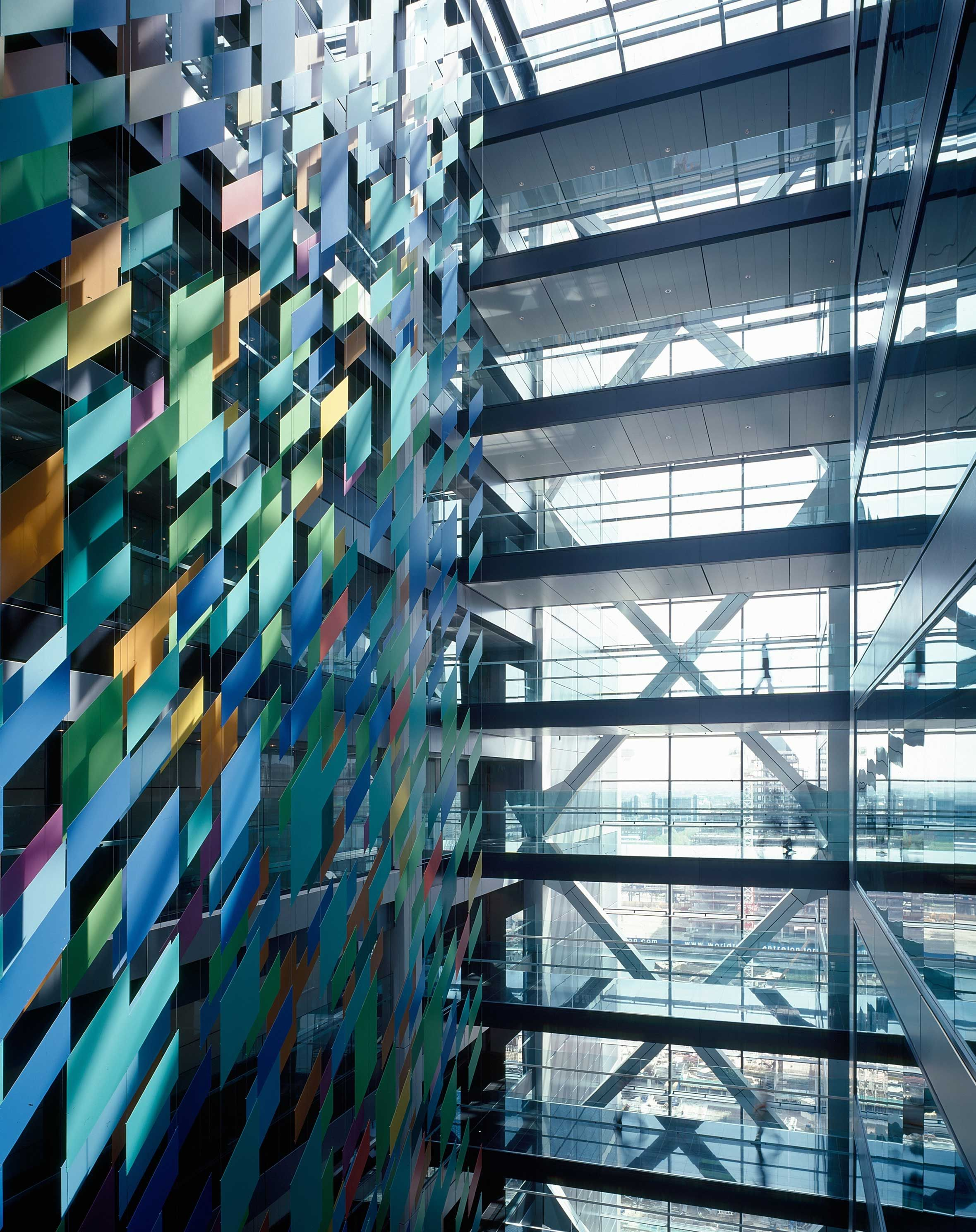 Citibank | Projects | Foster + Partners | Foster & Partners ...