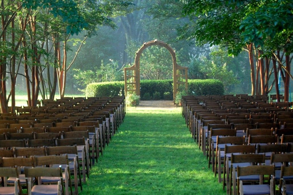 venue - wedding arbor - something simple and sacred about ...