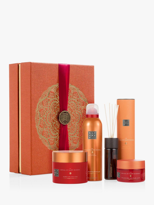 b7b4b5e86d277 BuyRituals The Ritual of Happy Buddha Energising Ritual Large Body Care  Gift Set Online at johnlewis