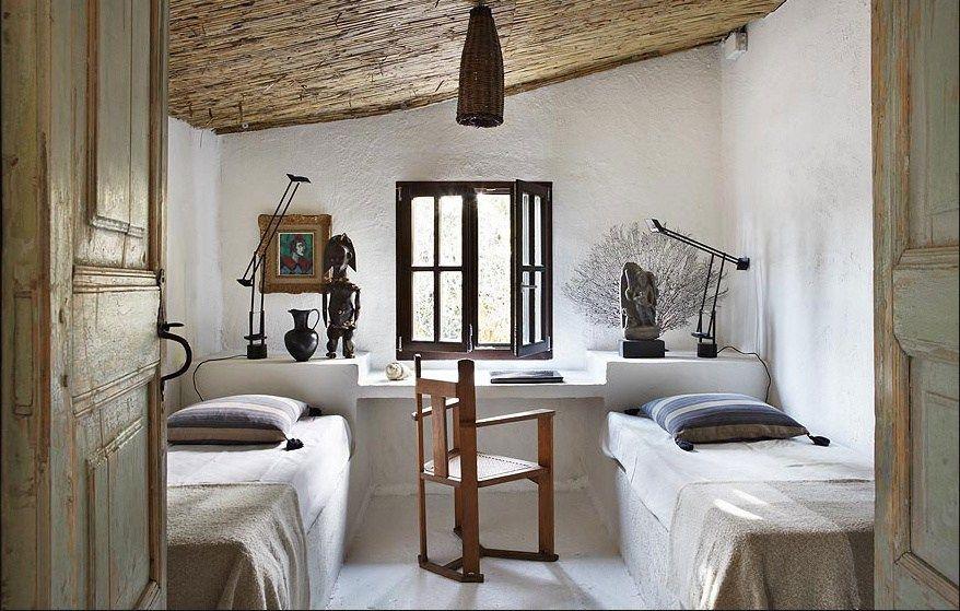 Une ferme en Castille Chambre design, Idée chambre et Maison