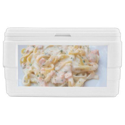 pasta custom food photo ice chest create your own gifts