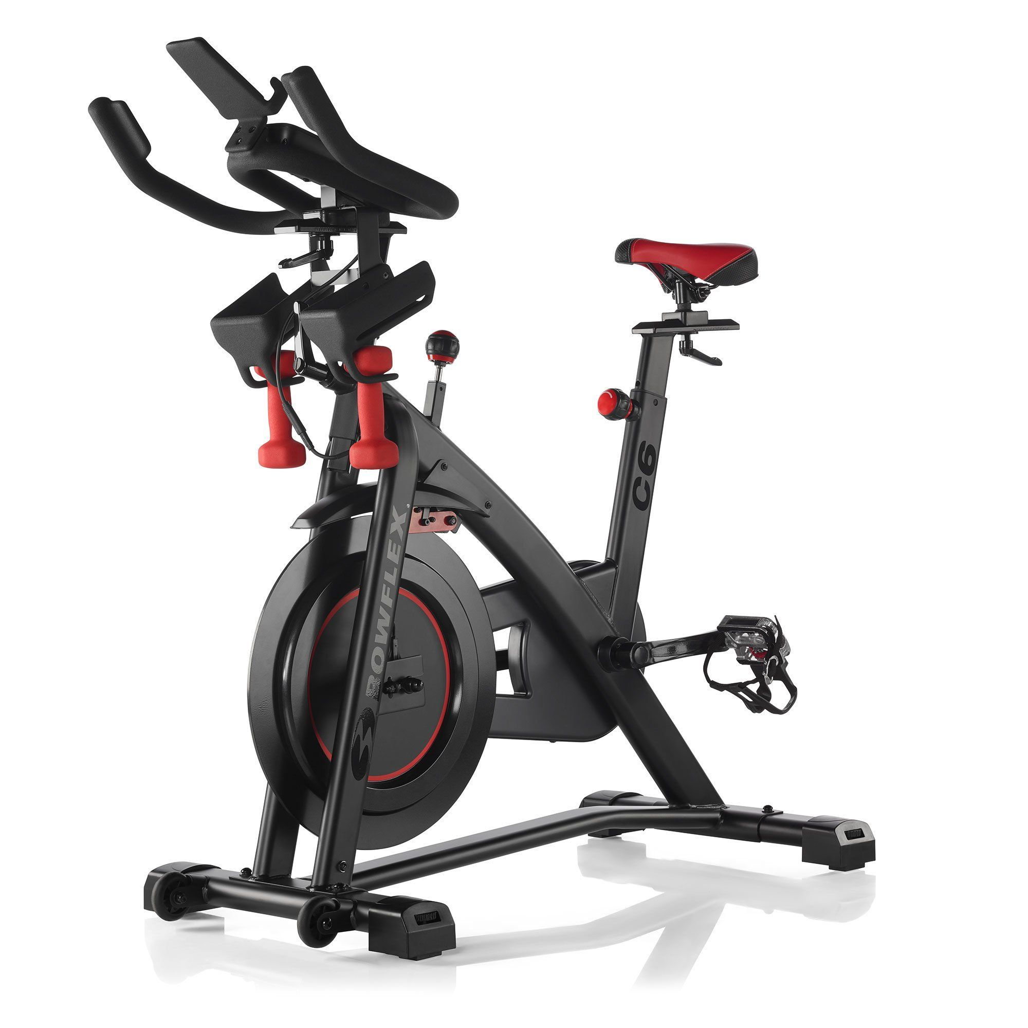 C6 Indoor Exercise Bike Indoor Bike Workouts Biking Workout Spin Bike Workouts