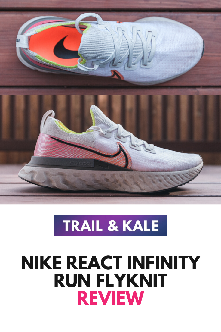 Nike React Infinity Run Review 2020: A Half Marathon Weapon