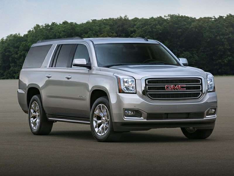 10 Suvs With Second Row Captain S Chairs Autobytel Com Gmc