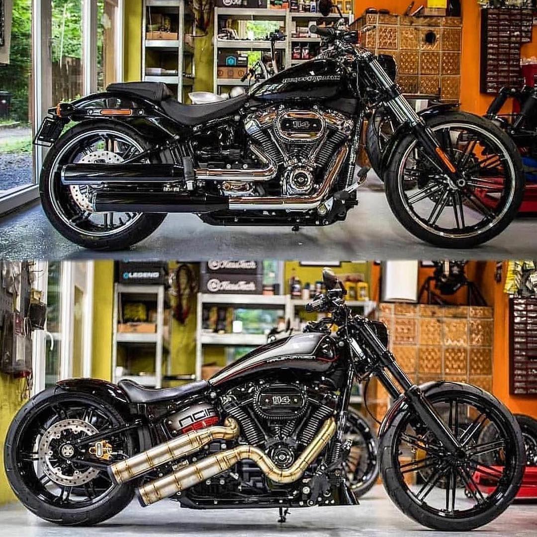 Harley Davidson Breakout On Instagram Harley Harleydavidson