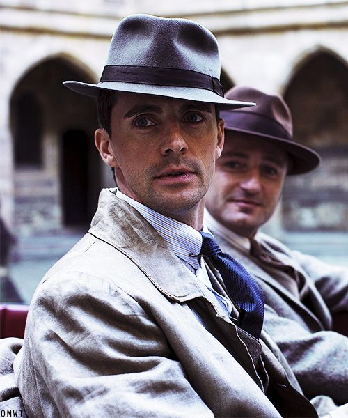 Matthew Goode, in Brideshead Revisited and Death Comes to Pemberley. Now he's joining the cast of Downton Abbey
