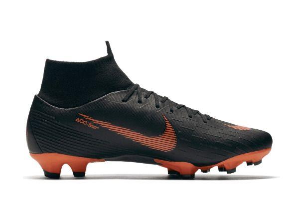 054798bae eBay  Sponsored Nike Mercurial Superfly 6 IV Pro FG FlyKnit ACC Black Total Orange  Soccer Cleats