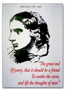John Keats - Ode to a Nightingale