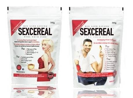 Is Your Morning Granola the Key to Mind-Blowing Sex? Sex Cereal Hits the Market!