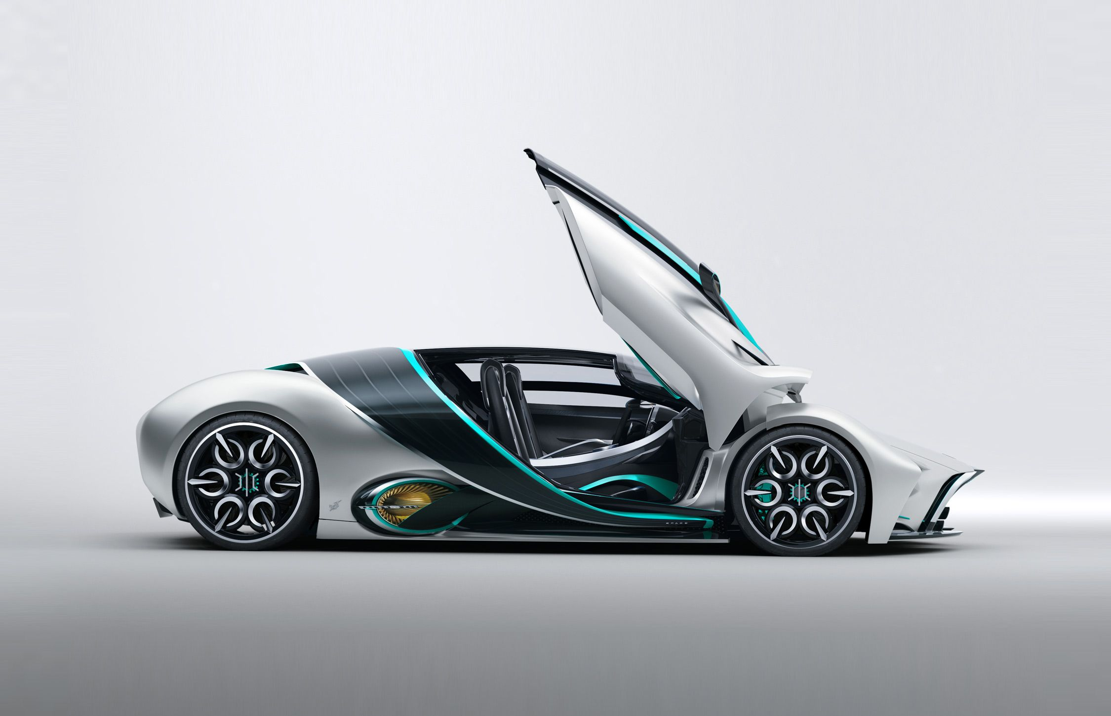 The Future of the Super Car The Hydrogen Powered