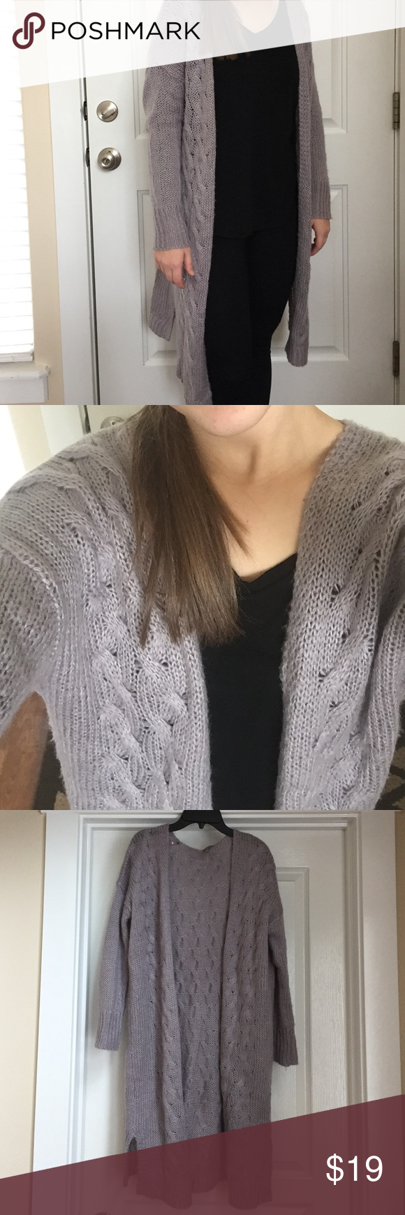 Light Purple Cardigan | Light purple and Charlotte russe
