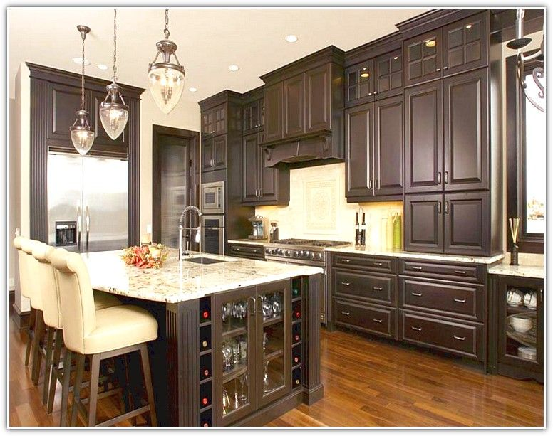 Beau Kitchen Cabinet Glass Top Door   Google Search
