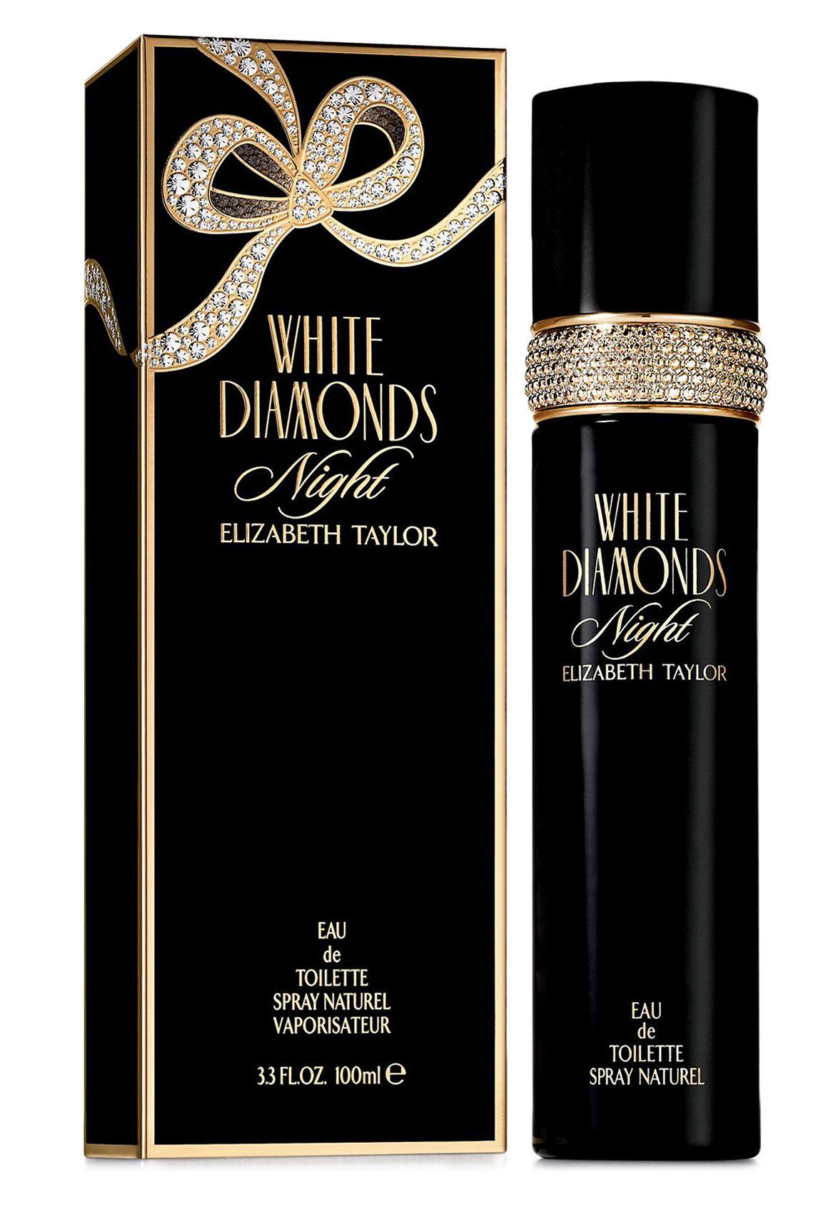 Elizabeth Taylor White Diamonds Night New Fragrances