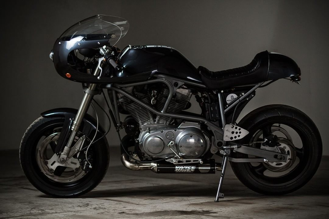"""Buell Cafe Racer """"The Bullet"""" by Barn Luck #motorcycles #caferacer #motos 