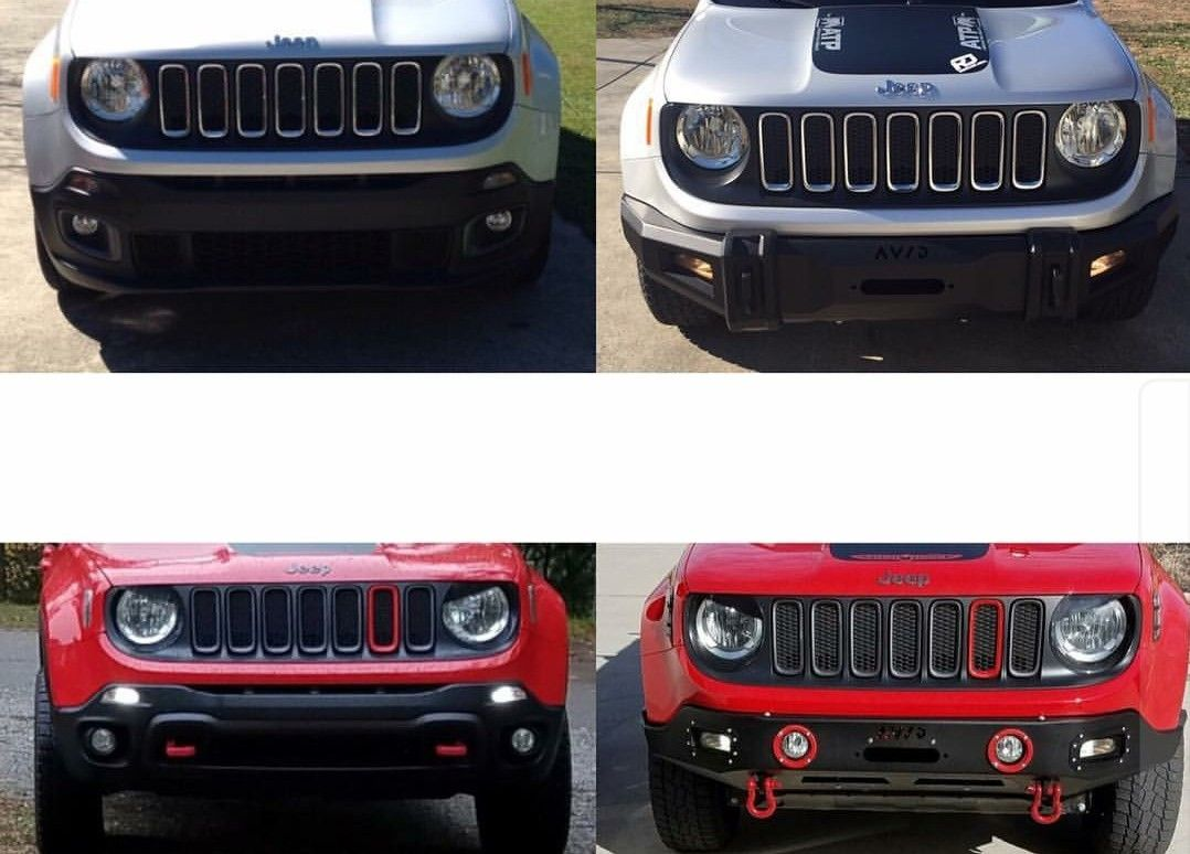 Vanadium And Havek Before And After With New Avid Bumpers The