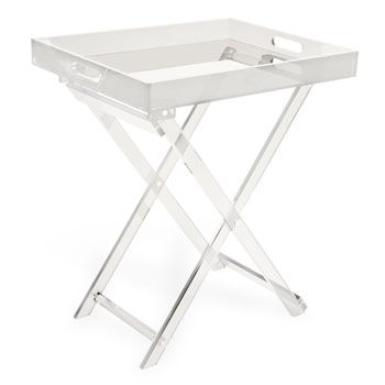 10 Best Items From Zara Home. Lucite TrayLucite TableBar ...