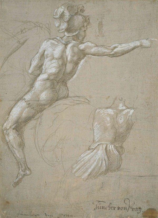 Raphael Titien Et Michel Ange Dessins Italiens Du Stadel Museum