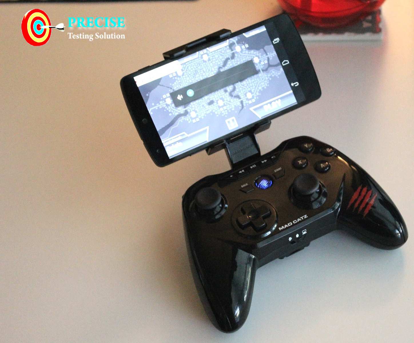 We offer Game QA Testing services on most platforms which