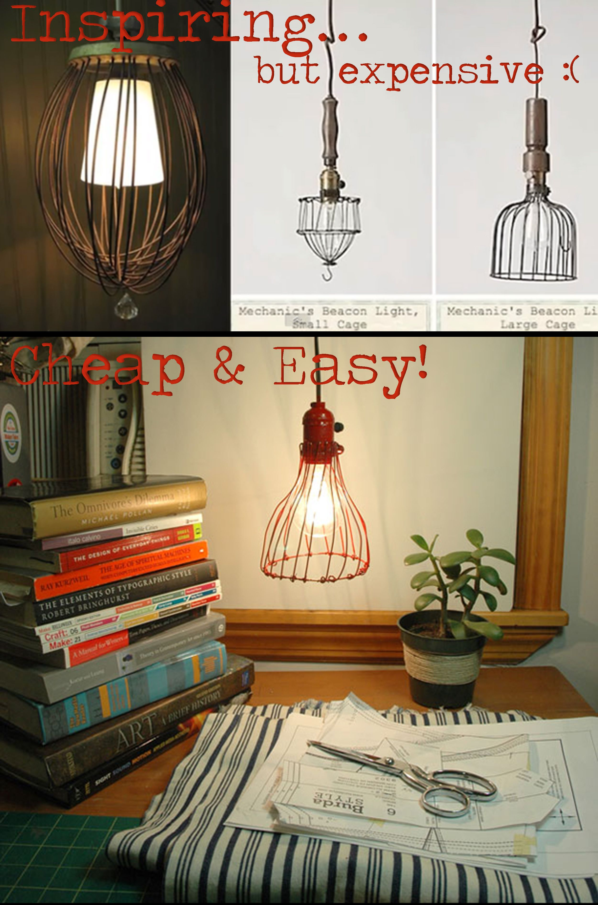 Lamps Diy Industrial Pendant Light All You Need Is A