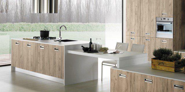 Photo of Cucine moderne: arredamento idee, cucine con isola o penisola, foto – Cose di Casa
