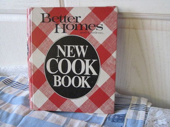 1981 Better Homes and Garden Cook Book by Daysgonebytreasures, $18.00