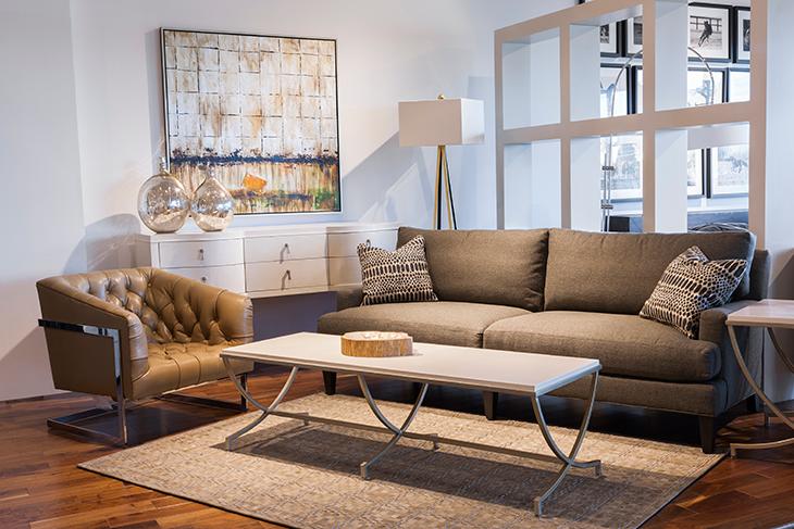 Deco Monochromatique Avenue Design Furniture Montreal Palette