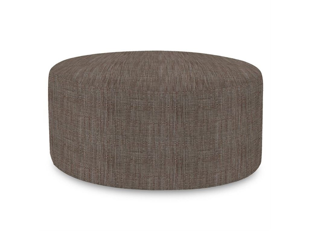 Howard Elliott Coco Slate Universal 36 Round Cover With Images Outdoor Ottoman Outdoor Decor Howard Elliott