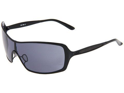 New Oakley 03 Remedy Black 4053 Lens 71mm Polished Gray With DWIEHY92